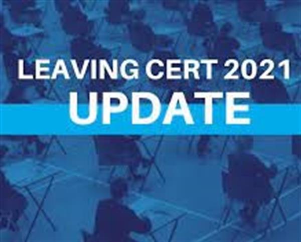 Leaving Cert. 2021