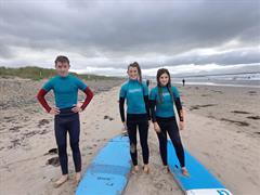 TY Surfing Trip